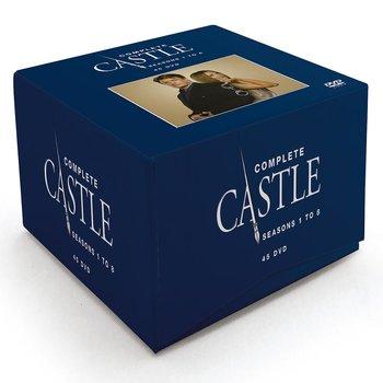 Castle Säsong 1-8