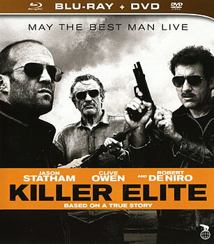 Killer Elite (2011) (Blu-ray + DVD) (Begagnad)
