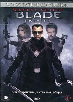 Blade Trinity (2-disc) (Begagnad)