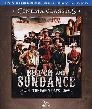 Butch And Sundance - The Early Days (Blu-ray + DVD)