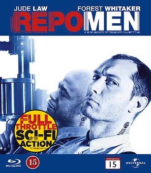 Repo Men (Blu-ray) (Begagnad)