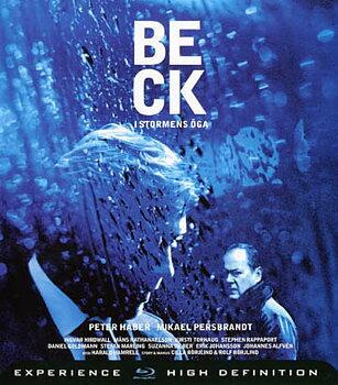 Beck 25 - I Stormens Öga (Blu-ray) (Begagnad)