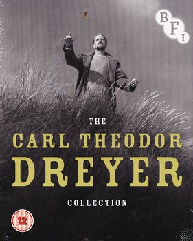 Carl Theodor Dreyer Movie Collection (4-disc) (ej svensk text) (Blu-ray)