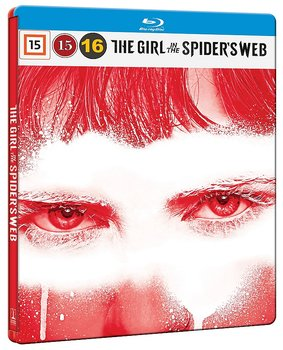 Girl In the Spider's Web (Steelbook) (Blu-ray)