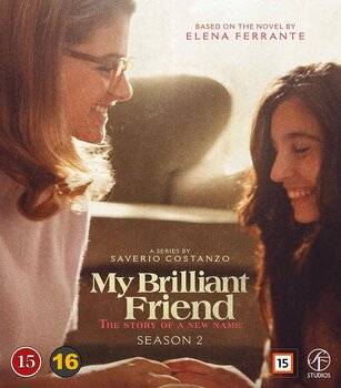 My Brilliant Friend - Säsong 2 (Blu-ray)