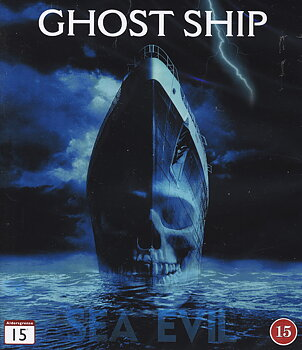 Ghost Ship (Blu-ray)