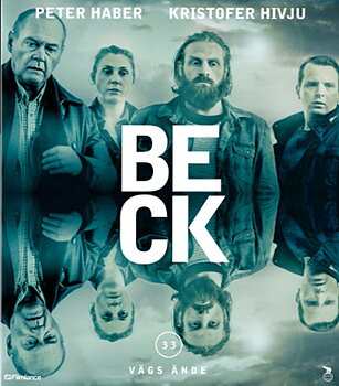 Beck 33 - Vägs Ände (Blu-ray) (Begagnad)