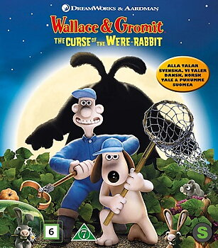 Wallace & Gromit - Varulvskaninens Förbannelse (Blu-ray)