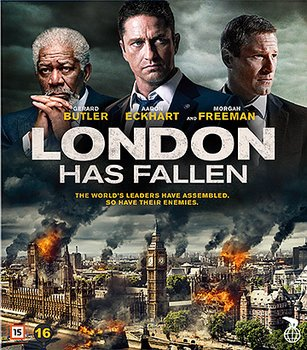 London Has Fallen (Blu-ray) (Begagnad)