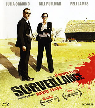 Surveillance (Blu-ray) (Begagnad)