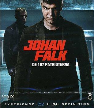 Johan Falk 8 - De 107 Patrioterna (Blu-ray) (Begagnad)