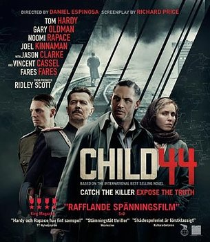 Child 44 (Blu-ray) (Begagnad)