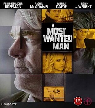 A Most Wanted Man (Blu-ray) (Begagnad)