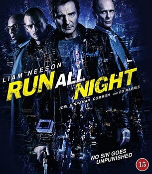 Run All Night (Blu-ray) (Begagnad)