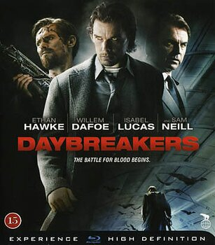 Daybreakers (Blu-ray) (Begagnad)