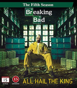 Breaking Bad - Säsong 5 Del 1 (Blu-ray) (Begagnad)
