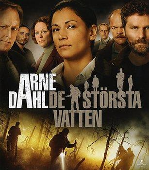 Arne Dahl - De Största Vatten (Blu-ray) (Begagnad)
