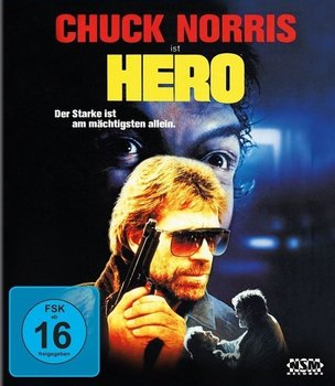 Hero And the Terror (ej svensk text) (Blu-ray)