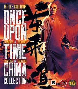 Once Upon A Time In China Collection (Blu-ray)