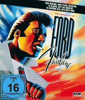 Adventures of Ford Fairlane (ej svensk text) (Blu-ray)