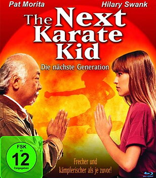 Next Karate Kid (ej svensk text) (Blu-ray)