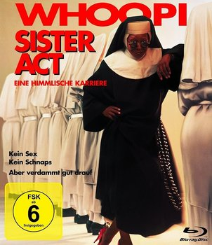 Sister Act (ej svensk text) (Blu-ray)