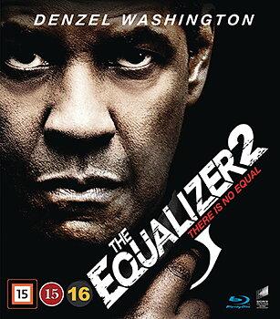Equalizer 2 (Blu-ray) (Begagnad)