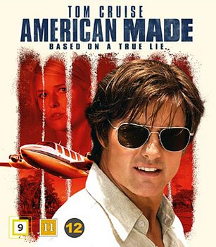 American Made (Blu-ray) (Begagnad)
