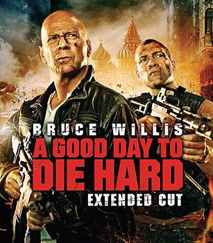 A Good Day To Die Hard (Blu-ray) (Begagnad)