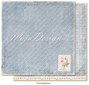 MAJA DESIGN-Miles Apart - Keeping busy