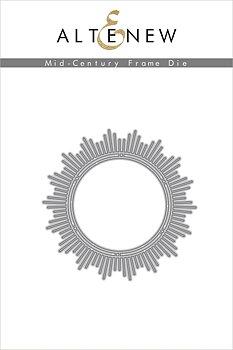 ALTENEW -Mid-Century Frame Die