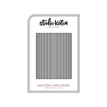 STUDIO KATIA-HALFTONE LINES COVER DIE