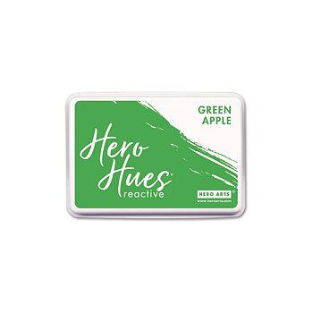 HERO ARTS GREEN APPLE REACTIVE INK
