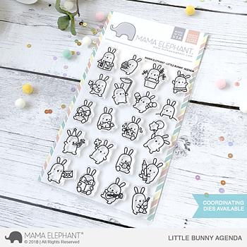 MAMA ELEPHANT -LITTLE BUNNY AGENDA