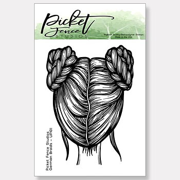 PICKET FENCE STUDIOS -German Braids