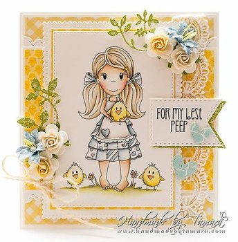 PAPER NEST DOLLS-Little Chick Emma