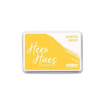 HERO ARTS LEMON DROP REACTIVE INK