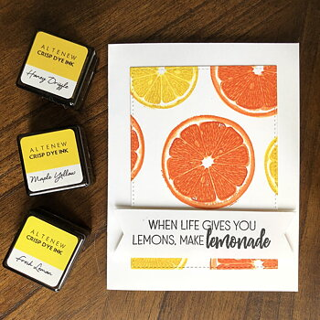 ALTENEW-Pocketful of Sunshine Mini Cube Set