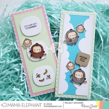 MAMA ELEPHANT-ZODIAC MONKEY