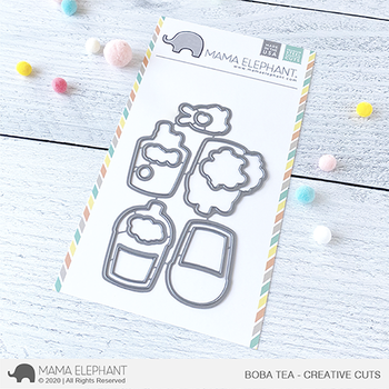 MAMA ELEPHANT-BOBA TEA - CREATIVE CUTS