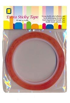 JEJE Produkt Extra Sticky Tape 6 mm