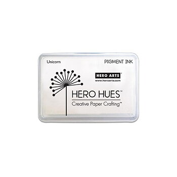 HERO ARTS UNICORN PIGMENT INK PAD