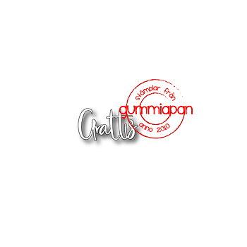 GUMMIAPAN -Grattis-die   D200357