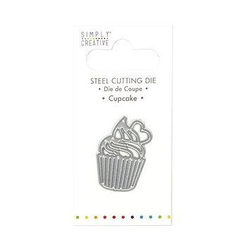 SIMPLY CREATIVE-  DIE Cupcake