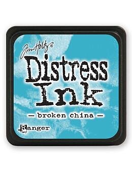 RANGER MINI DISTRESS INK PAD - BROKEN CHINA