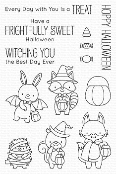 MY FAVORITE THINGS -BB Frightfully Sweet