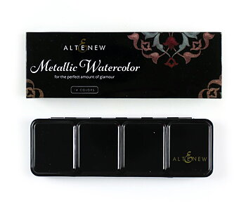ALTENEW -Watercolor Tin Case