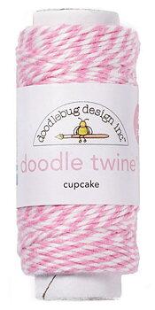 DOODLEBUG - Doodle Twine-Cupcake