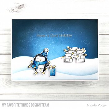 MY FAVORITE THINGS -Polar Penguins Die-namics