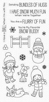 MY FAVORITE THINGS -BB Snow Buddies